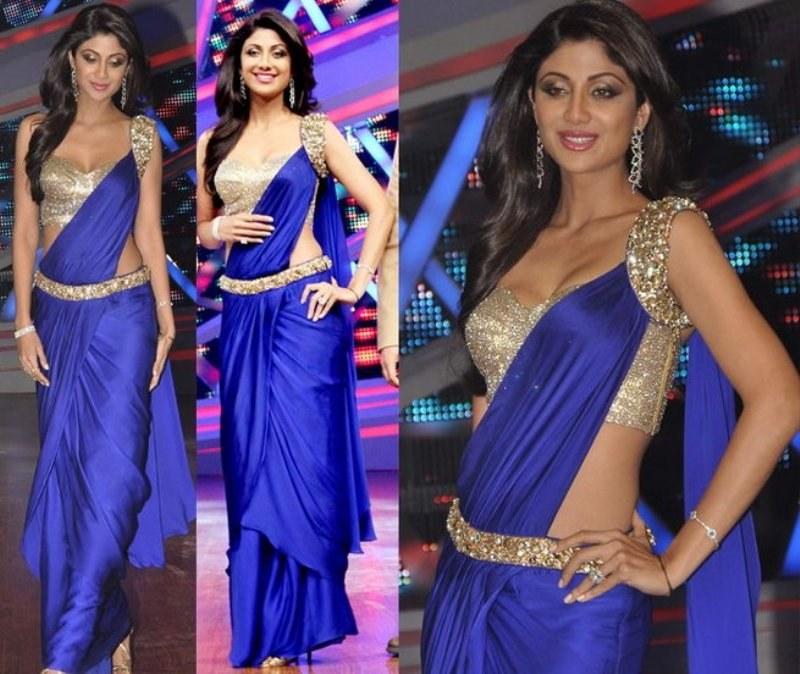 Top 20 Saree Gowns Designs | Indian Fashion Mantra