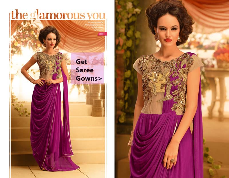 saree-gowns-online – Indian Fashion Mantra