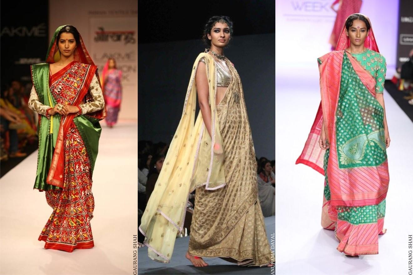 Buy How to saree wear ulta pallu pictures trends