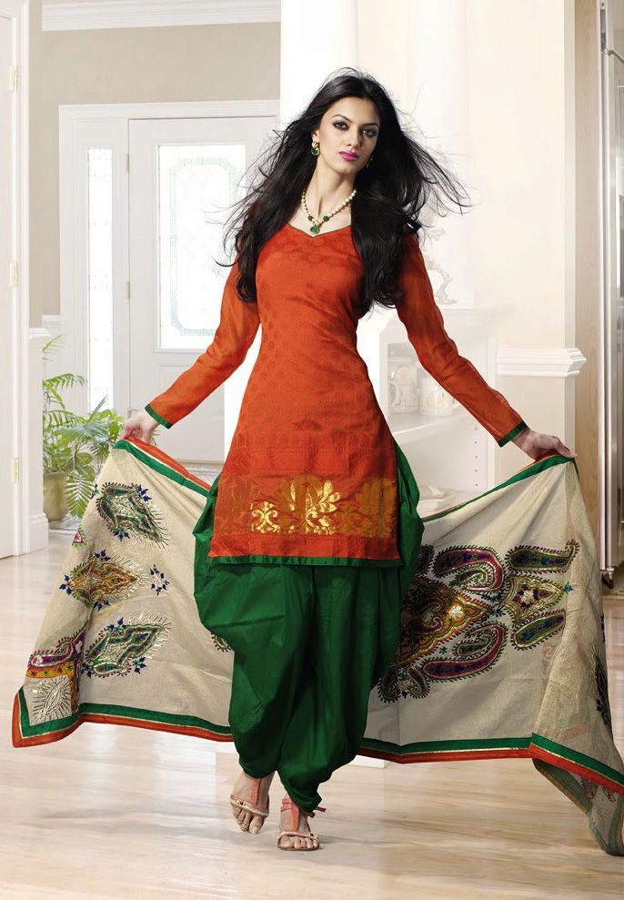 Tips To Style Up The Boring Salwar Kameez Indian Fashion Mantra