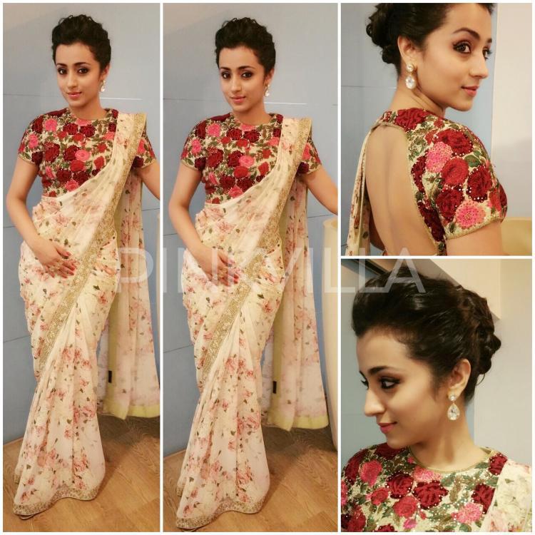 Trending Bridal Saree Blouse This Wedding Season Indian Fashion Mantra