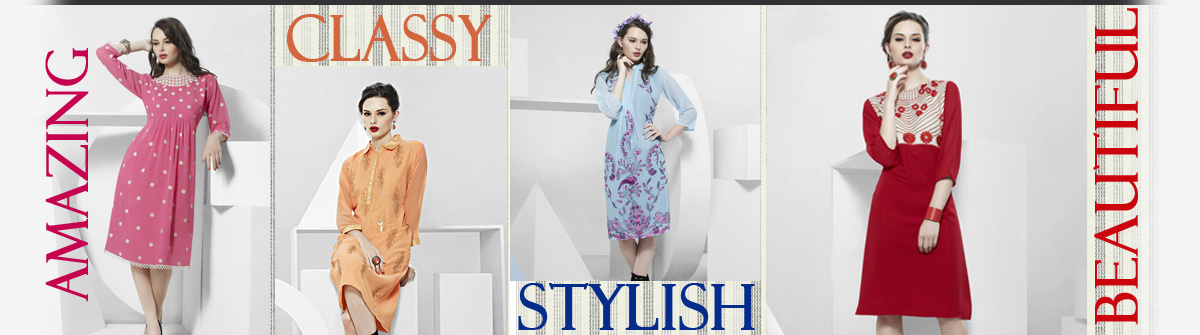 5 Latest Kurti Cuts And Designs Indian Fashion Mantra