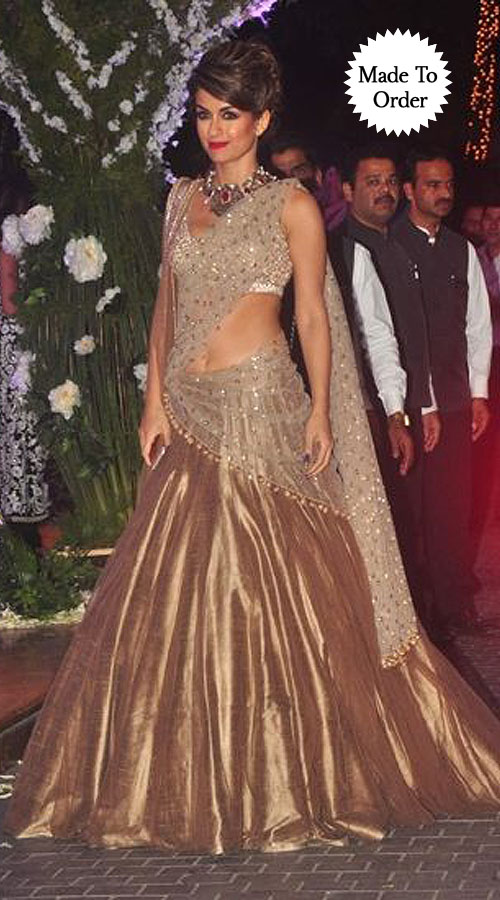 6 Best Indian Engagement Dresses for Brides | Indian ...