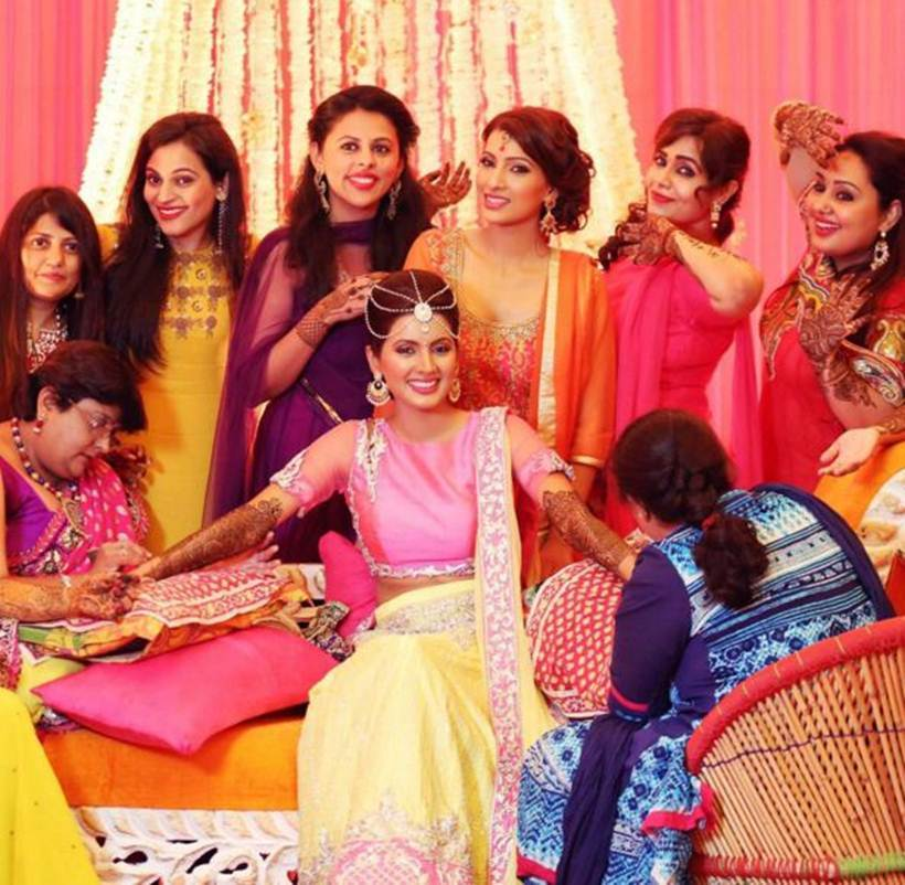 Mehendi Ceremony Meaning : Tips for attending an indian wedding fashion mantra