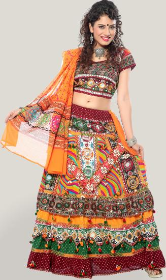 Navratri Chaniya Choli Designs Indian Fashion Mantra