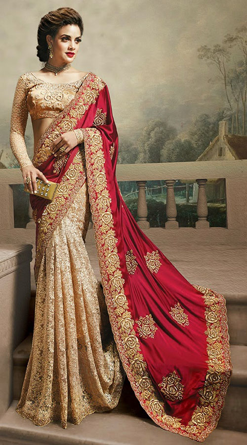 Sarees for diwali and karwa chauth indian fashion mantra for Design online