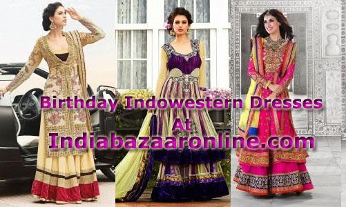 Indian Birthday Dresses