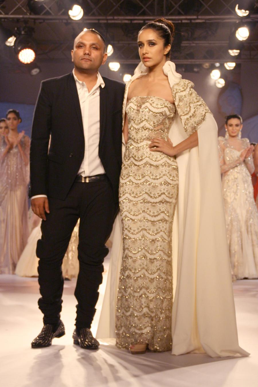 Highlights From The India Couture Week 2014 Indian Fashion Mantra