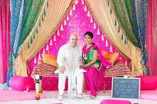 Punjabi Wedding Theme Indian Fashion Mantra