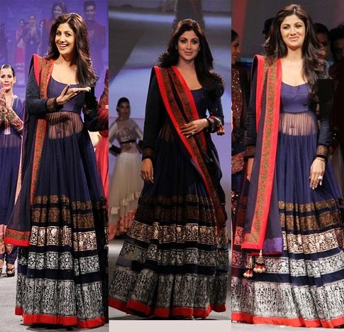baaa1ce81b shilpa-shetty-anarkali – Indian Fashion Mantra