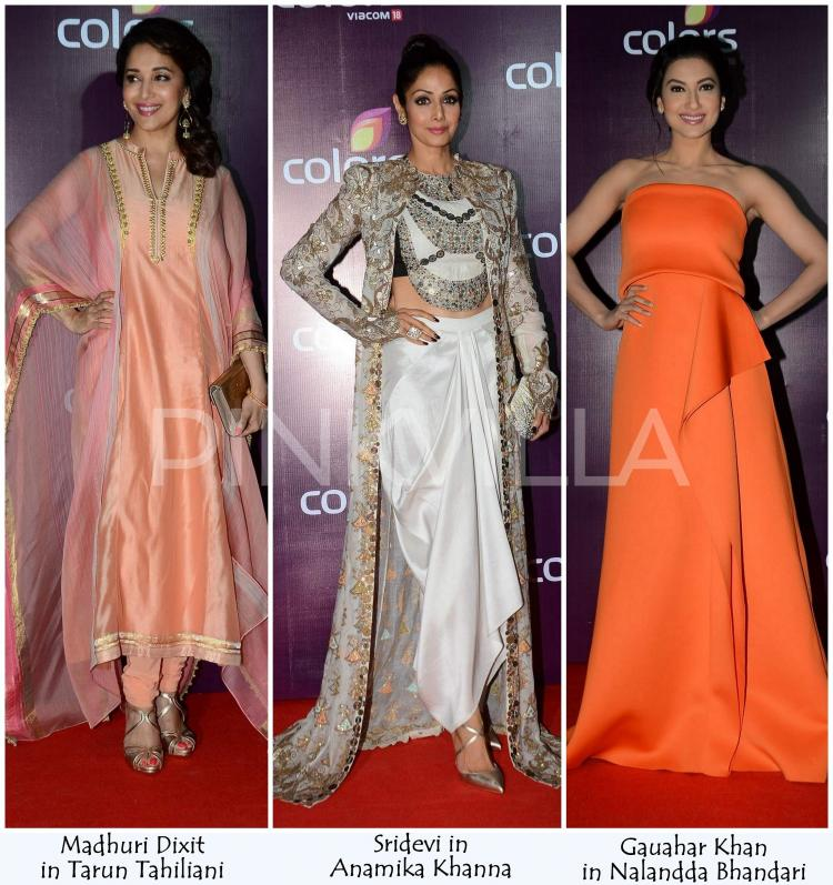 colors tv party 2015 best dressed 002 copy indian fashion mantra