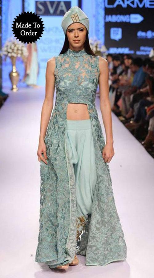 beautiful-blue-net-replica-designer-salwar-kameez-smds0ttt__ ...