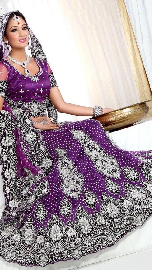 Bridal Lehenga Choli Indian Fashion Mantra