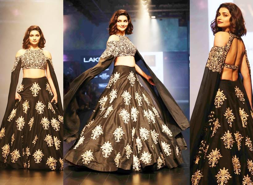 7ed57258fffe0 prachi-desai-in-cape-lehenga – Indian Fashion Mantra